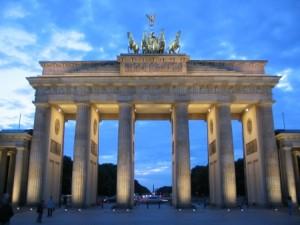 Brandenburgertor Berlijn
