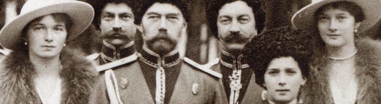 Romanov & Revolutie